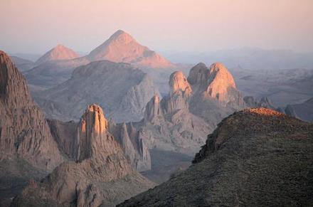 ahaggar-mountains