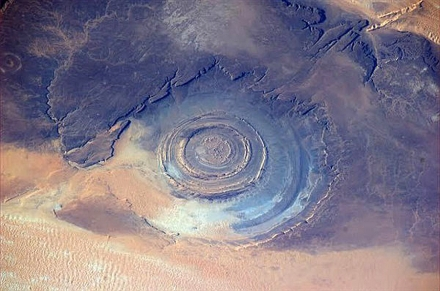 eye-of-sahara